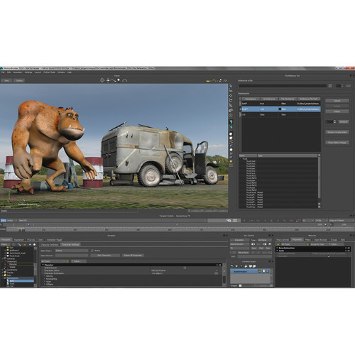 Autodesk MotionBuilder 2014 for Autodesk 2013 Users (Download)