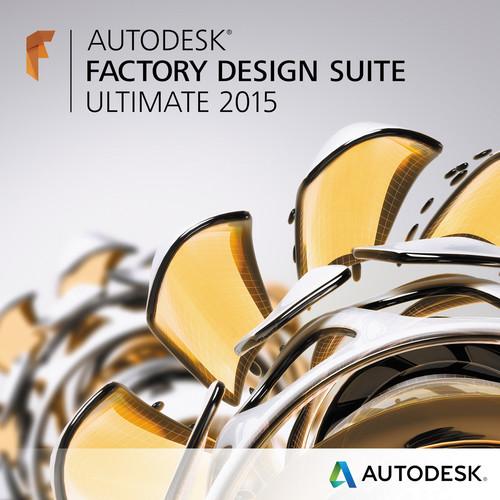 Autodesk Factory Design Suite Ultimate 2015 (Download)