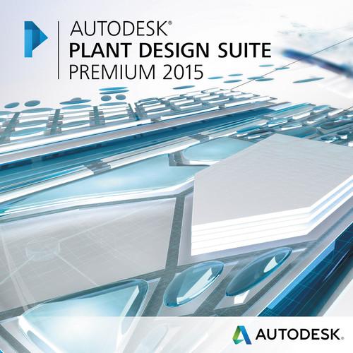 Autodesk Plant Design Suite Premium 2015 (Download)