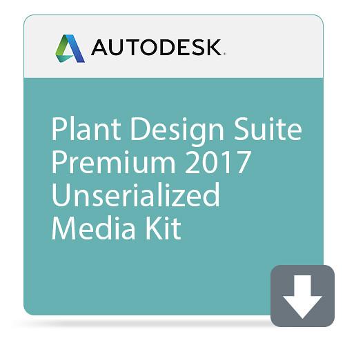 Autodesk Plant Design Suite Premium 2017 Unserialized Media Kit