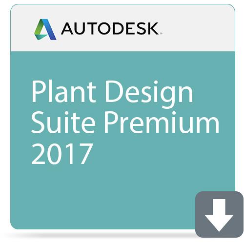 Autodesk Plant Design Suite Premium 2017 with Basic Support (Download)