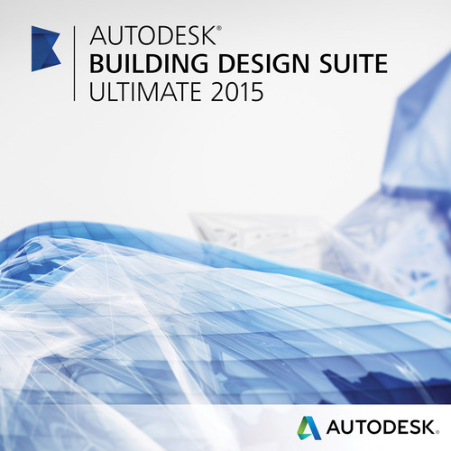 Autodesk Building Design Suite Ultimate 2015 Subscription with Advanced Support (Annual Subscription,Download)