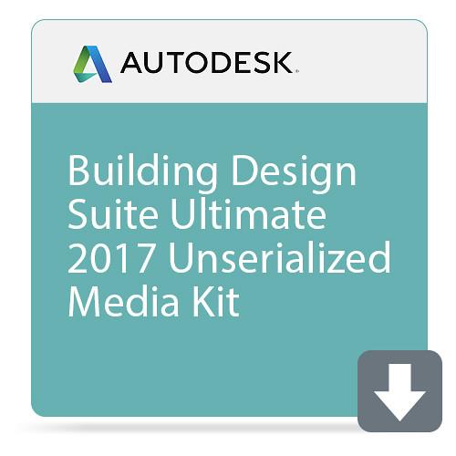 Autodesk Building Design Suite Ultimate 2017 Unserialized Media Kit