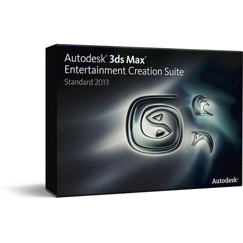 Autodesk 3ds Max Entertainment Creation Suite Premium 2013 (SLM)