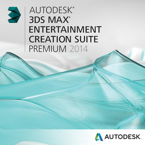 Autodesk Entertainment Creation Suite Premium 2014