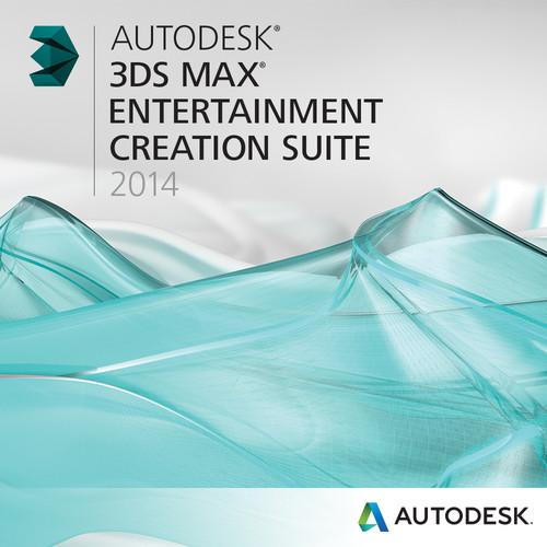 Autodesk Entertainment Creation Suite Premium 2014 Upgrade for Autodesk 2013 Users