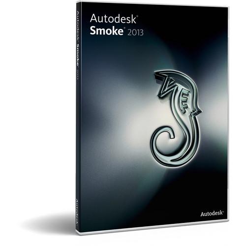 Autodesk Smoke 2013 Upgrade for Mac (Electronic Download Version)