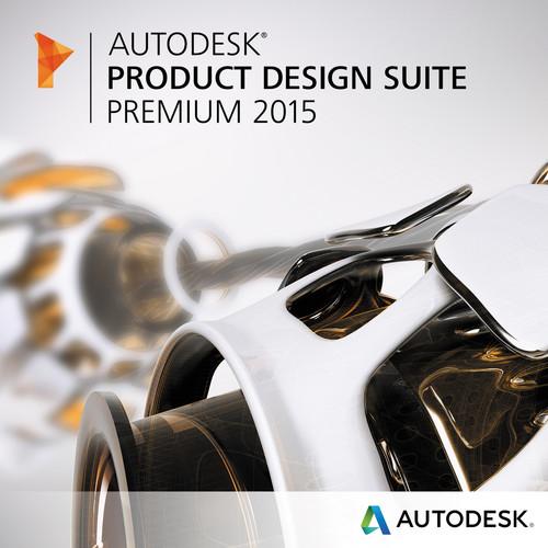 Autodesk Product Design Suite Premium 2015 (Download)
