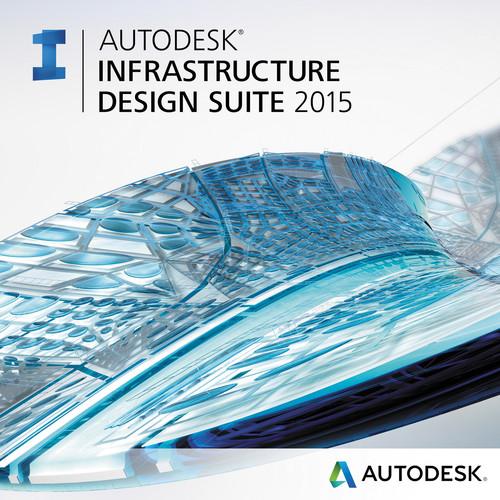 Autodesk Infrastructure Design Suite Standard 2015 (Download)