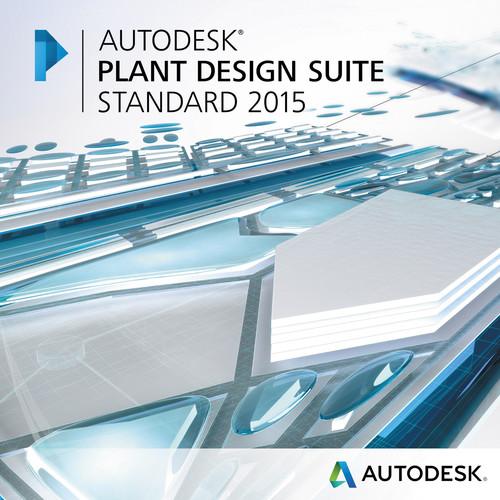 Autodesk Plant Design Suite Standard 2015 (Download)