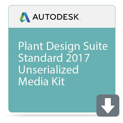 Autodesk Plant Design Suite Standard 2017 Unserialized Media Kit