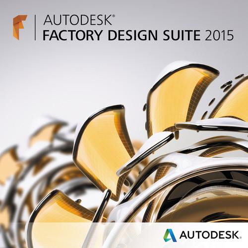 Autodesk Factory Design Suite Standard 2015 (Download)