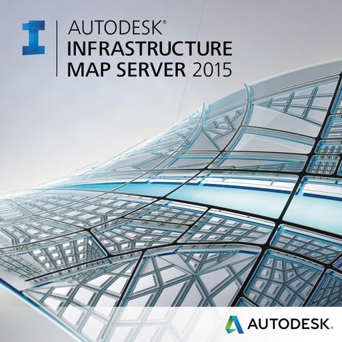 Autodesk Infrastructure Map Server Standard 2015 (Download)