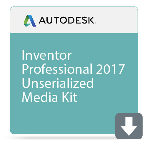 Autodesk Inventor Professional 2017 Unserialized Media Kit