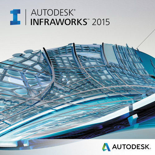 Autodesk Infraworks 2015 Commercial New SLM ELD