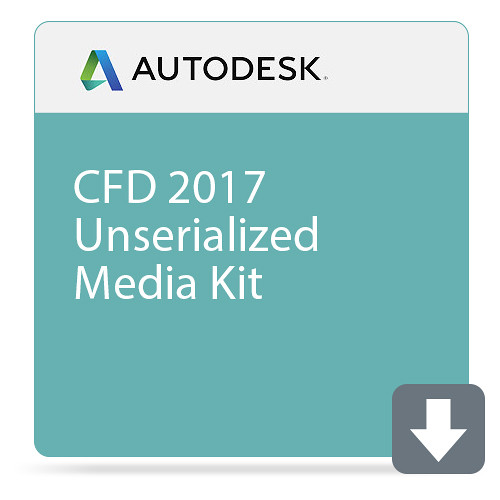 Autodesk CFD 2017 Unserialized Media Kit