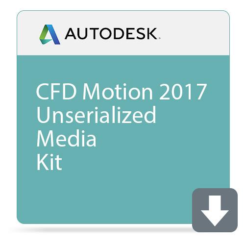 Autodesk CFD Motion 2017 Unserialized Media Kit