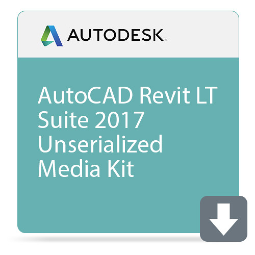 Autodesk AutoCAD Revit LT Suite 2017 Unserialized Media Kit