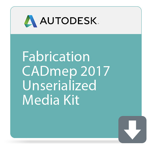 Autodesk Fabrication CADmep 2017 Unserialized Media Kit
