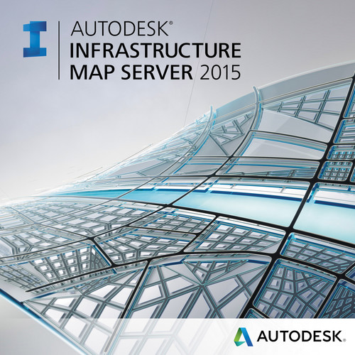Autodesk Infrastructure Map Server Standard 2015 (5 Activations, Download)