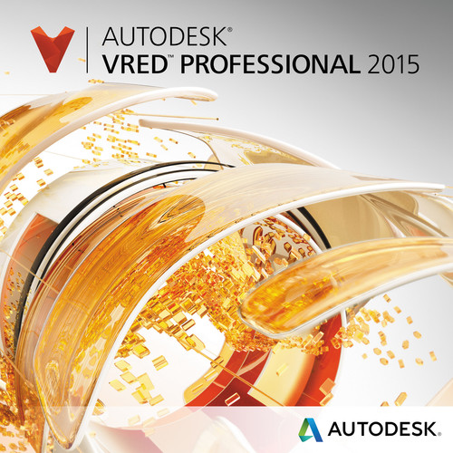 Autodesk VRED Professional 2015 (Download)