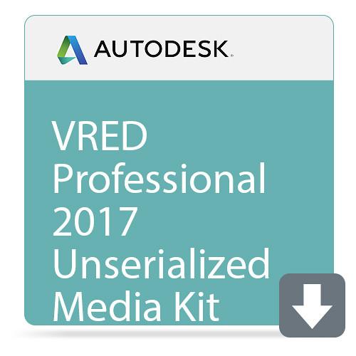 Autodesk VRED Professional 2017 Unserialized Media Kit