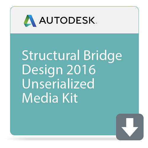 Autodesk Structural Bridge Design 2016 Unserialized Media Kit