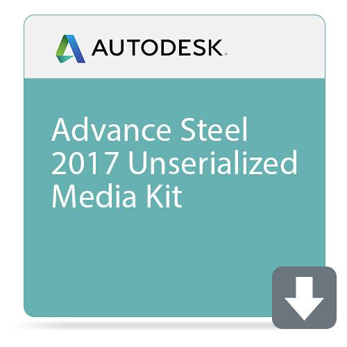 Autodesk Advance Steel 2017 Unserialized Media Kit