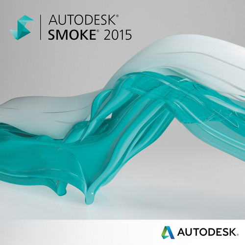 Autodesk Smoke 2015 with Advanced Support (Annual Subscription, Download)