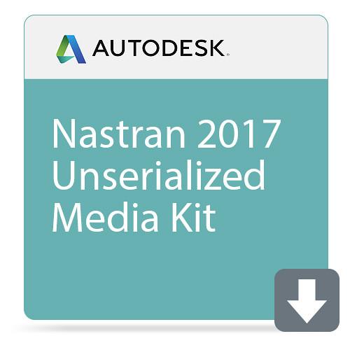 Autodesk Nastran 2017 Unserialized Media Kit