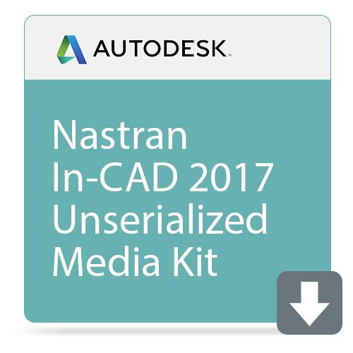 Autodesk Nastran In-CAD 2017 Unserialized Media Kit