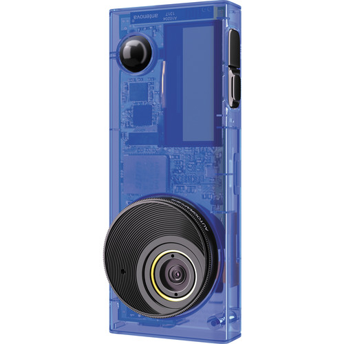 Autographer Wearable Digital Camera (Aquamarine Blue)