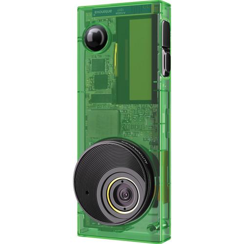 Autographer Wearable Digital Camera (Emerald Green)