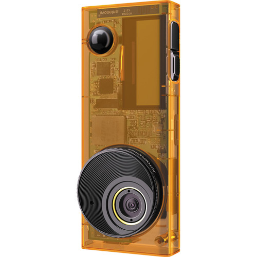 Autographer Wearable Digital Camera (Amber Yellow)