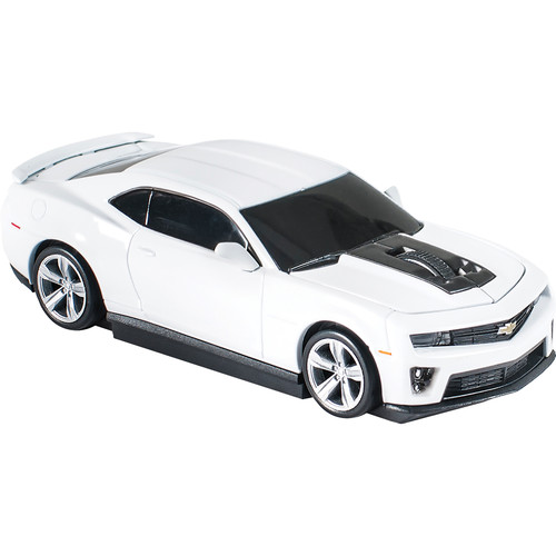 Automouse Chevrolet Camaro ZL 1 2.4 GHz Wireless Mouse (White)
