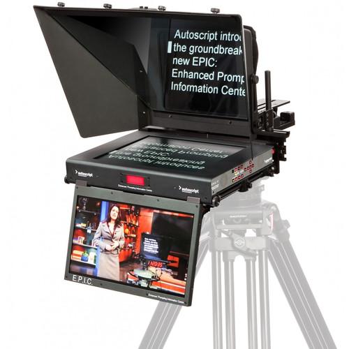 "Autoscript E.P.I.C. 17"" Dual Monitor Teleprompter Screen"