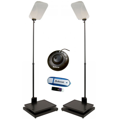 Autoscript PSP 17 Professional Series Teleprompter Package
