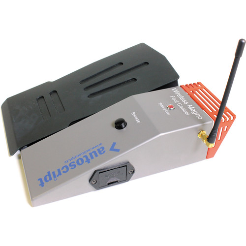 Autoscript WFC-A Wireless Magno Foot Control