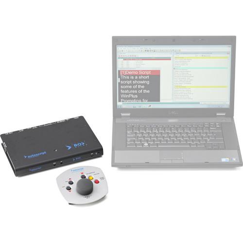 Autoscript +WinPlus NX Ultra Newsroom Prompting Software System