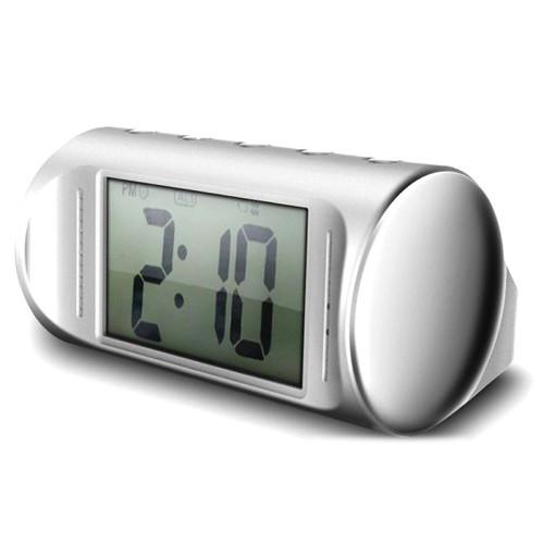 Avangard Optics AN-DA720 Digital Alarm Clock Hidden Camera