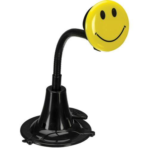 Avangard Optics Smiling Face Brooch Spy Camera