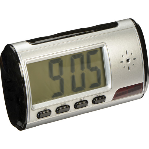 Avangard Optics Covert Alarm Clock Camera