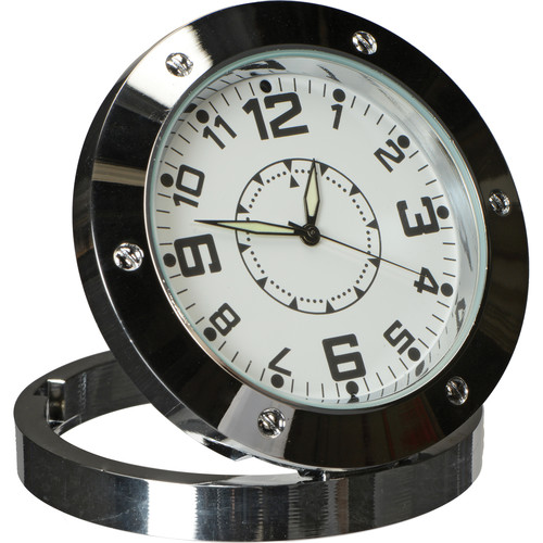 Avangard Optics Table Clock Camera with DVR