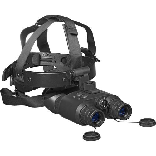 Avangard Optics NVG1Pro 1x26 Night Vision Binocular & Headband Mount Kit (Matte Black)