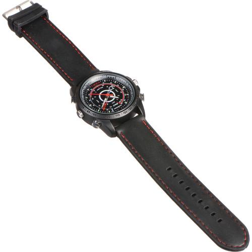 Avangard Optics Watch with 960H Covert Camera (Black)