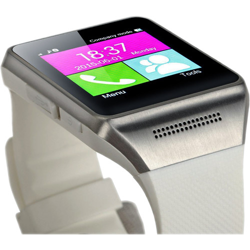 Avangard Optics Android Smart Watch (White)