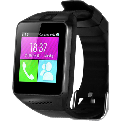 Avangard Optics Smart Watch (Black)
