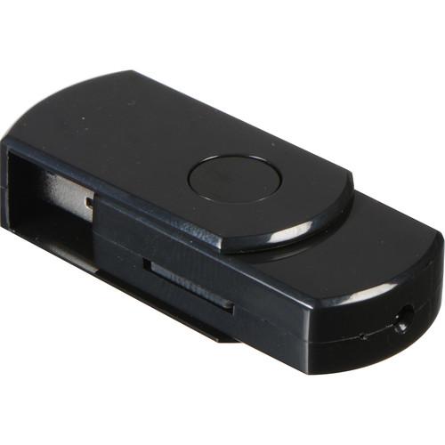 Avangard Optics Keychain USB Thumb Drive with Covert Camera