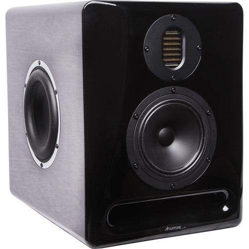 Avantone Pro Abbey 3-Way Active Monitor (Black, Single)