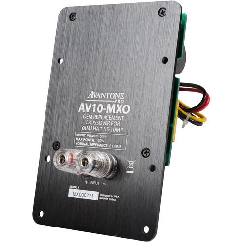 Avantone Pro AV10-MXO Crossover for Yamaha NS10M Speakers